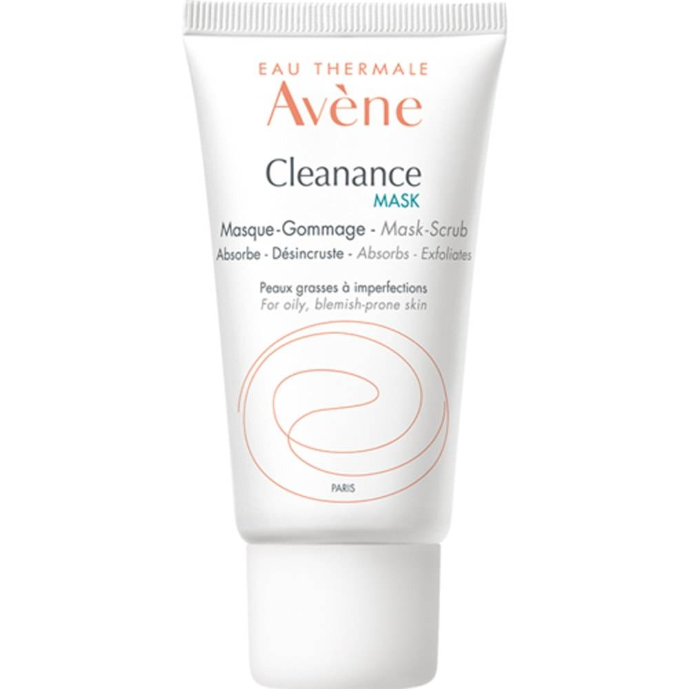 Eau thermale Avene CLEANANCE MASK Masque-Gommage 50ml Masque Gommage