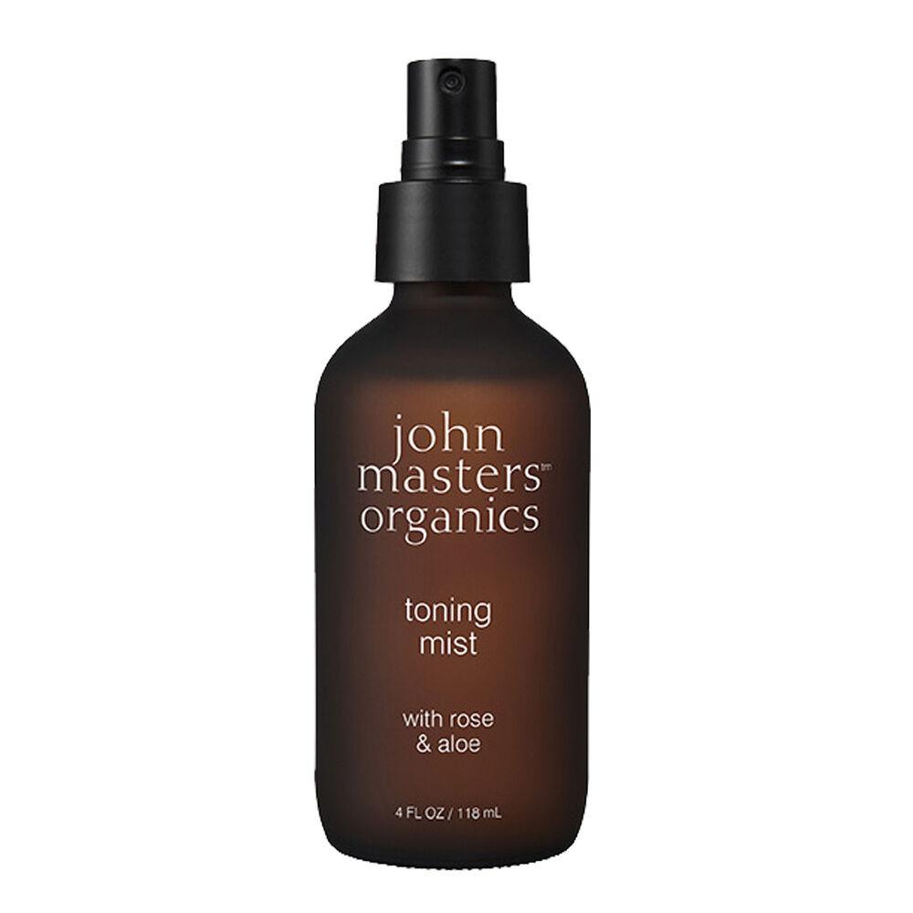 John Masters Organics Brume hydratante à l'aloe vera et à la rose Brume hydratante