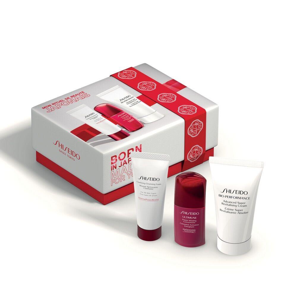 Shiseido BIO PERFORMANCE COFFRET DECOUVERTE J-BEAUTY
