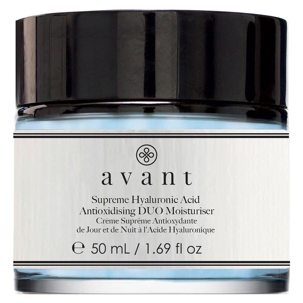 Avant Crème Suprême Anti-Oxidante de Jour et de Nuit à l'Acide Hyaluronique Crème de nuit