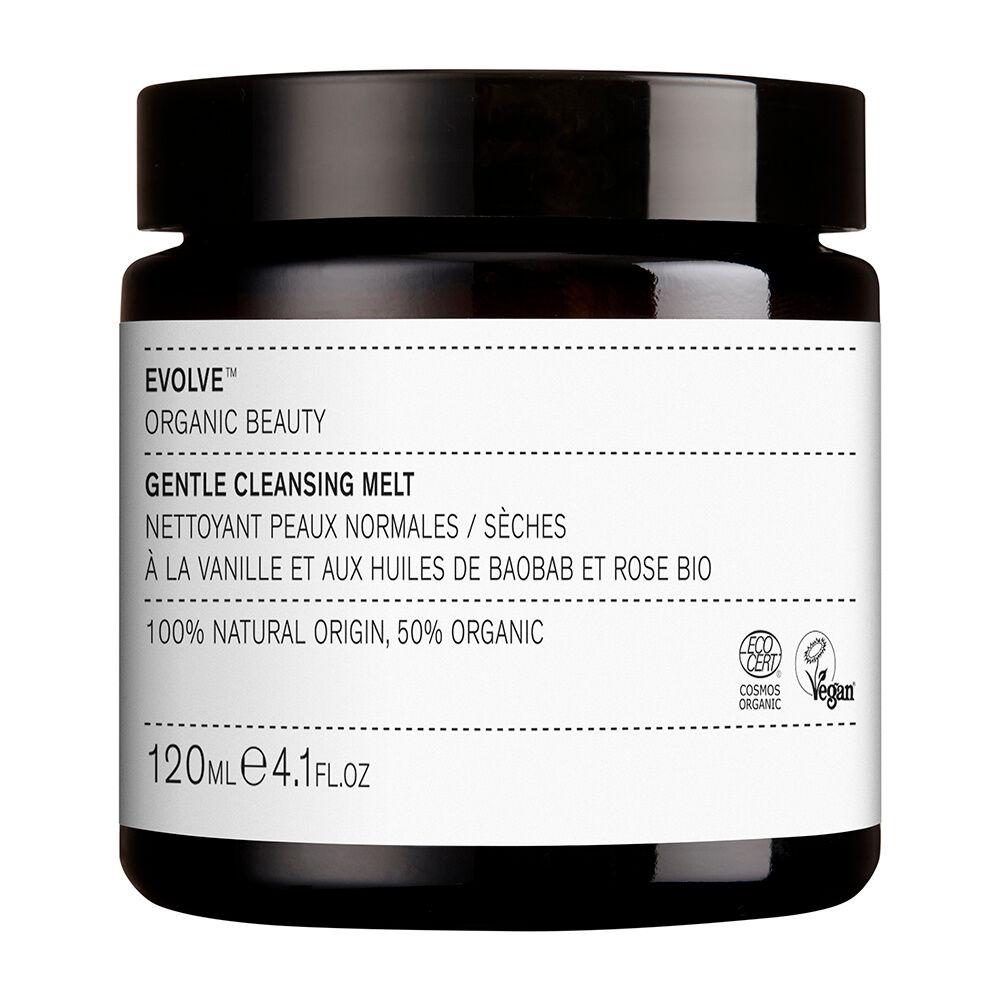 Evolve Organics Beauty GENTLE CLEANSING MELT Baume nettoyant délicat