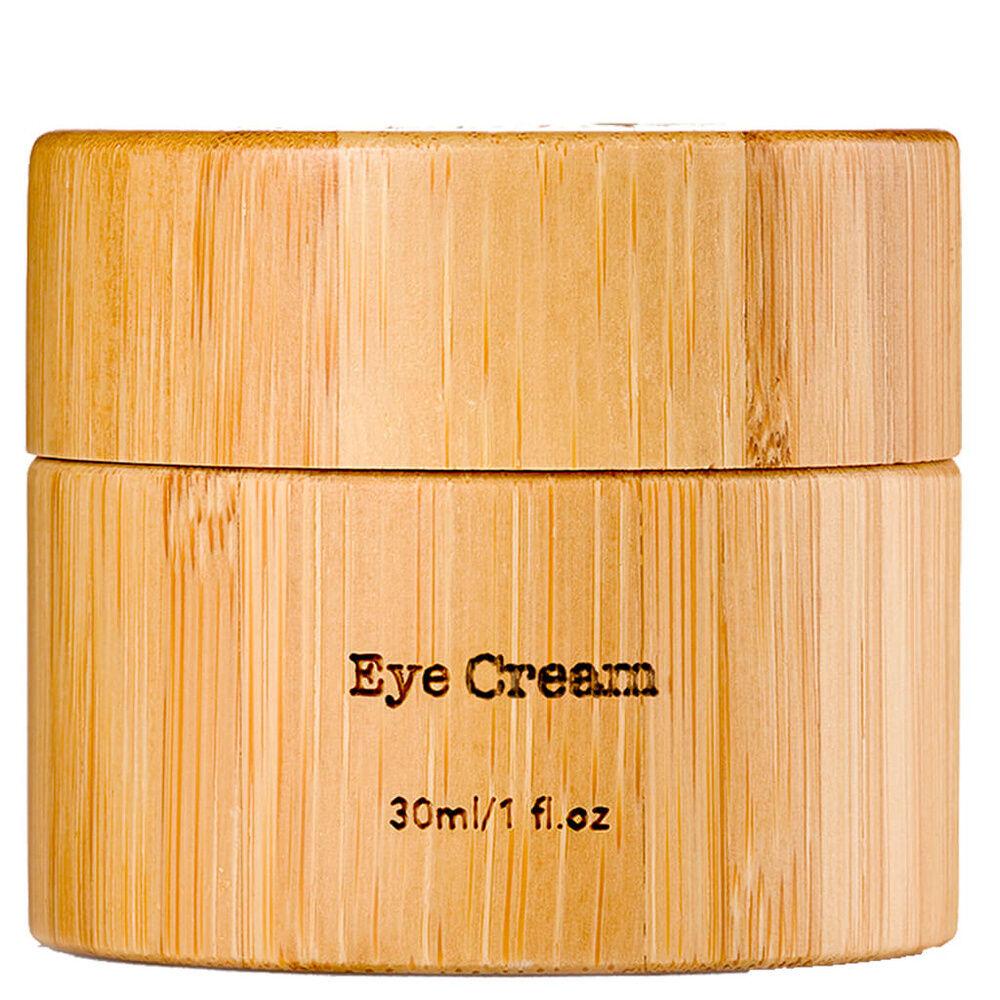 The Organic Hemp Line Eco Cert Cosmos Organic Crème contour des yeux apaisante, hydratante, anti-âge et protectrice à base dechanvre biologique 30ml