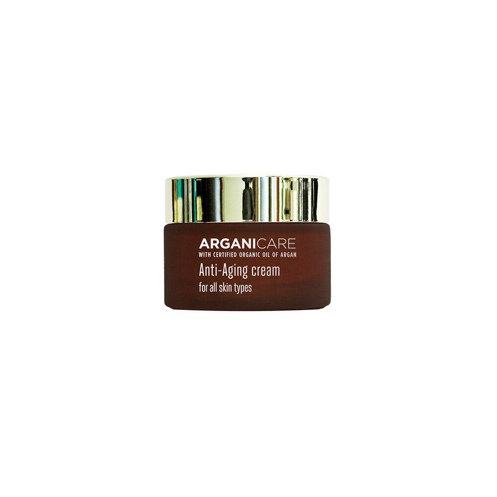 Arganicare Crème à l' huile d'argan Anti âge Pour les peaux matûres