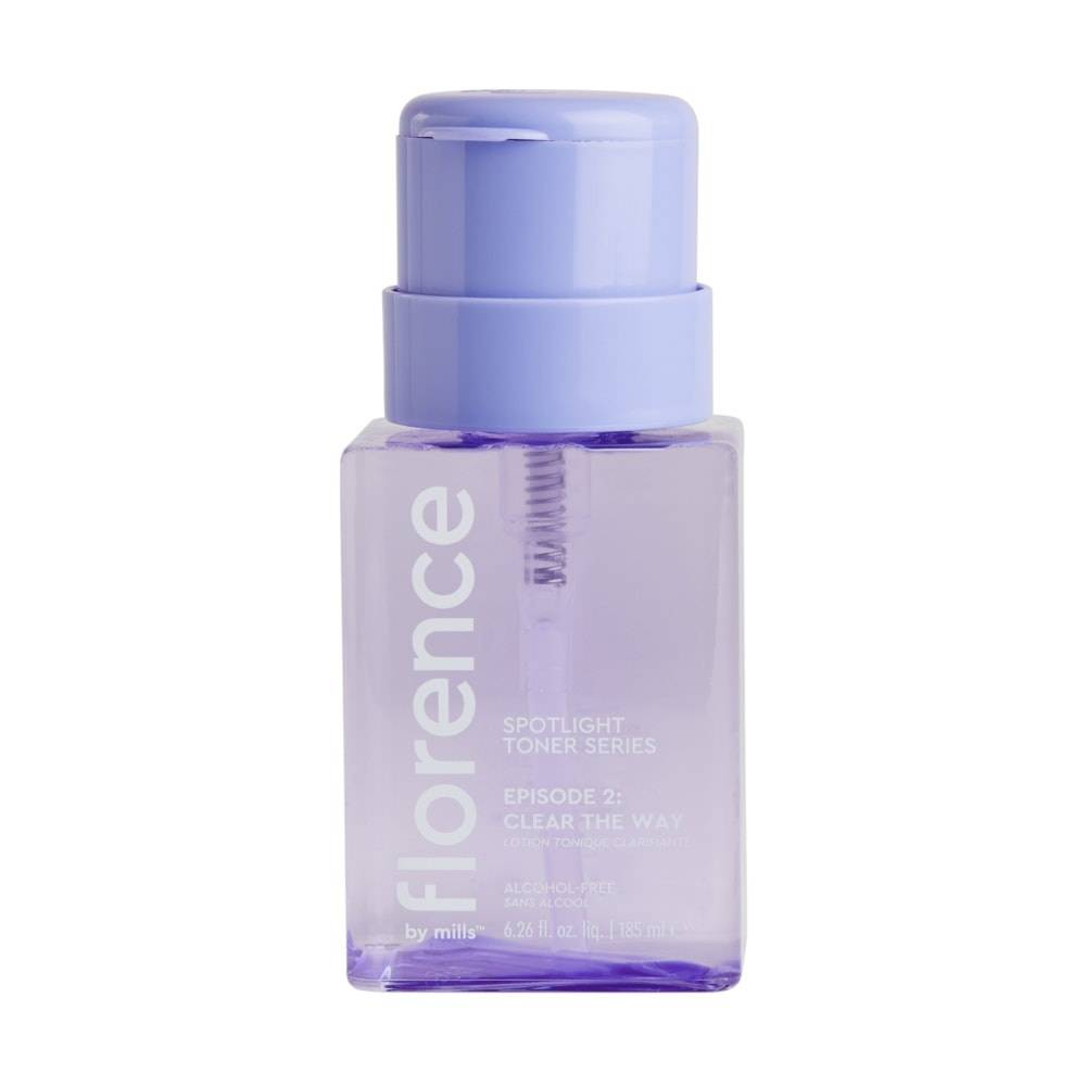 Florence By Mills Spotlight Toner Series: Episode 2 - Clear the Way Lotion tonique