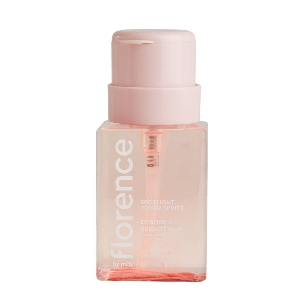 Florence By Mills Spotlight Toner Series: Episode 1 - Brighten Up Lotion tonique