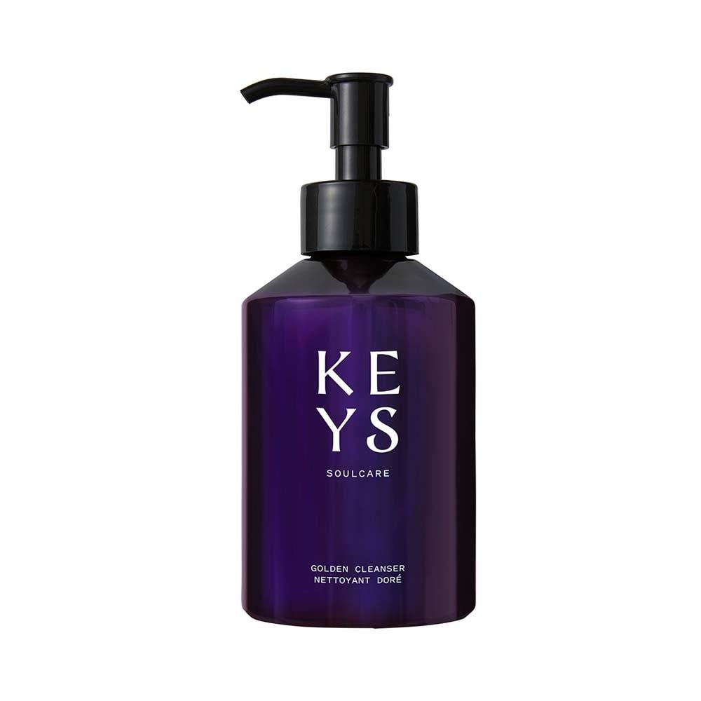 Keys Soulcare NETTOYANT DORÉ VISAGE Doux nettoyant visage pour des pores purifiés