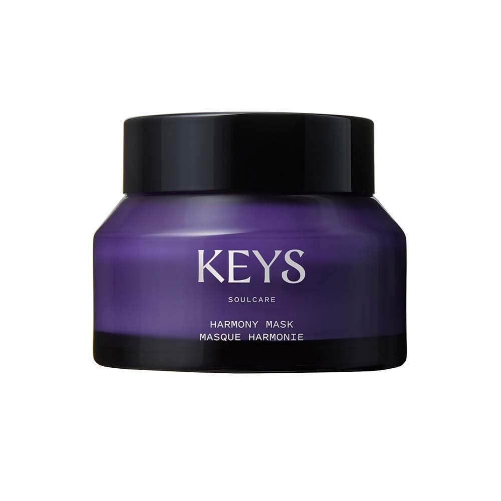 Keys Soulcare MASQUE VISAGE HARMONIE Masque visage purifiant parfumé au boisde santal