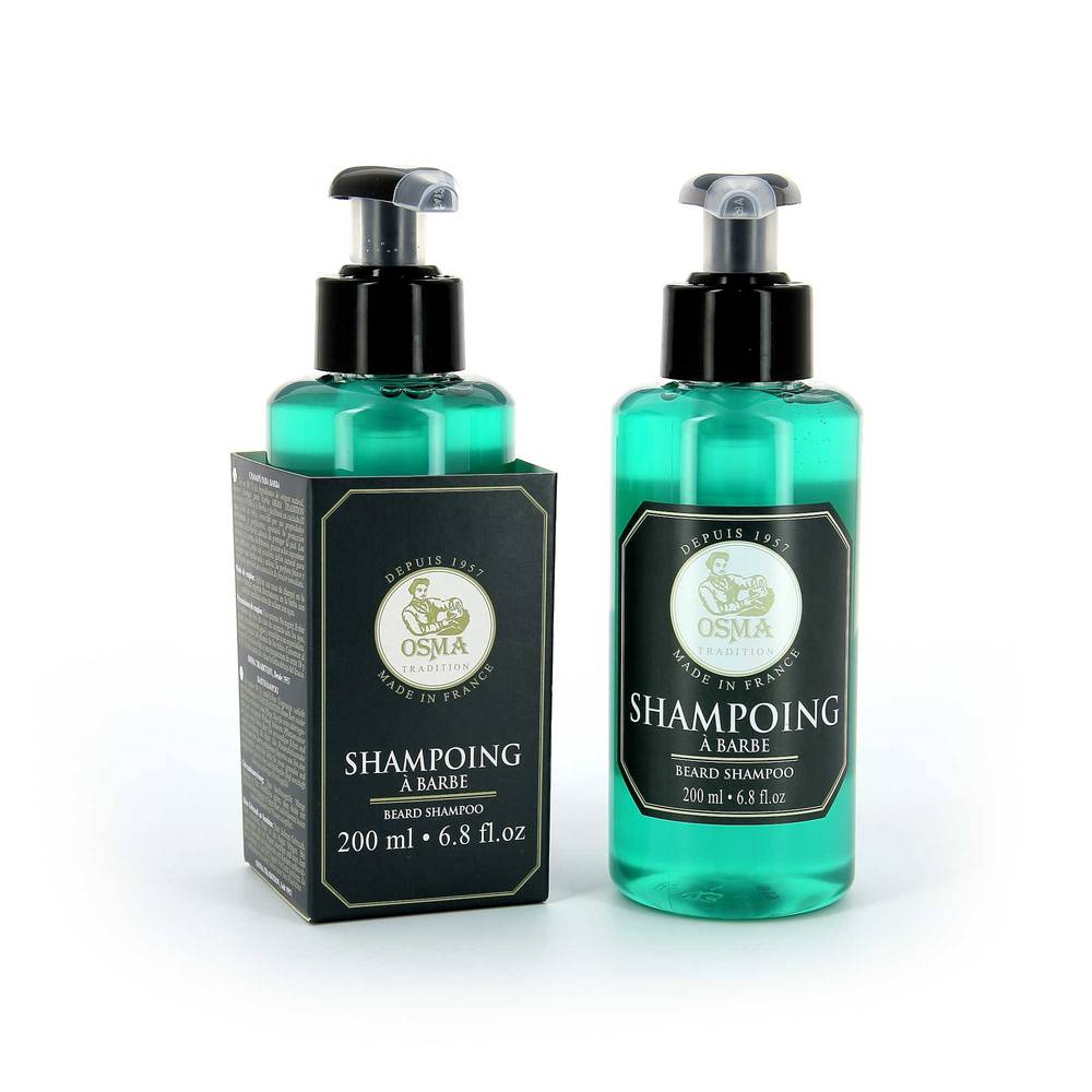 Osma Tradition Shampoing à Barbe 200ml SHAMPOING A BARBE