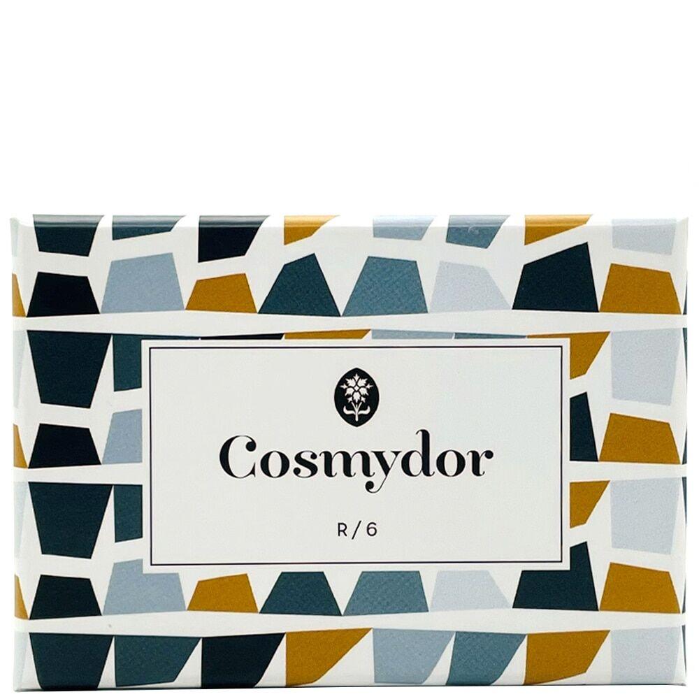 Cosmydor R/6 Savon artisanal à l'huile de macadamia et à la menthe poivrée Savon solide bio saponifié à froid
