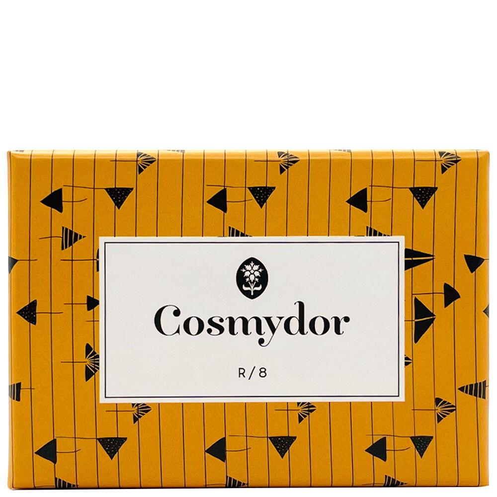 Cosmydor R/8 Savon artisanal à la poudre de caféet à la cardamome - exfoliant corps Savon solide bio saponifié à froid