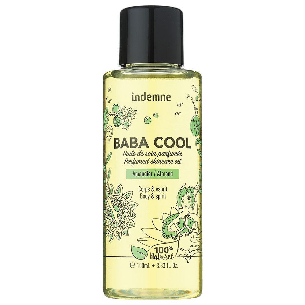 indemne Baba Cool - Amandier Huile de soin parfumée corps et cheveux