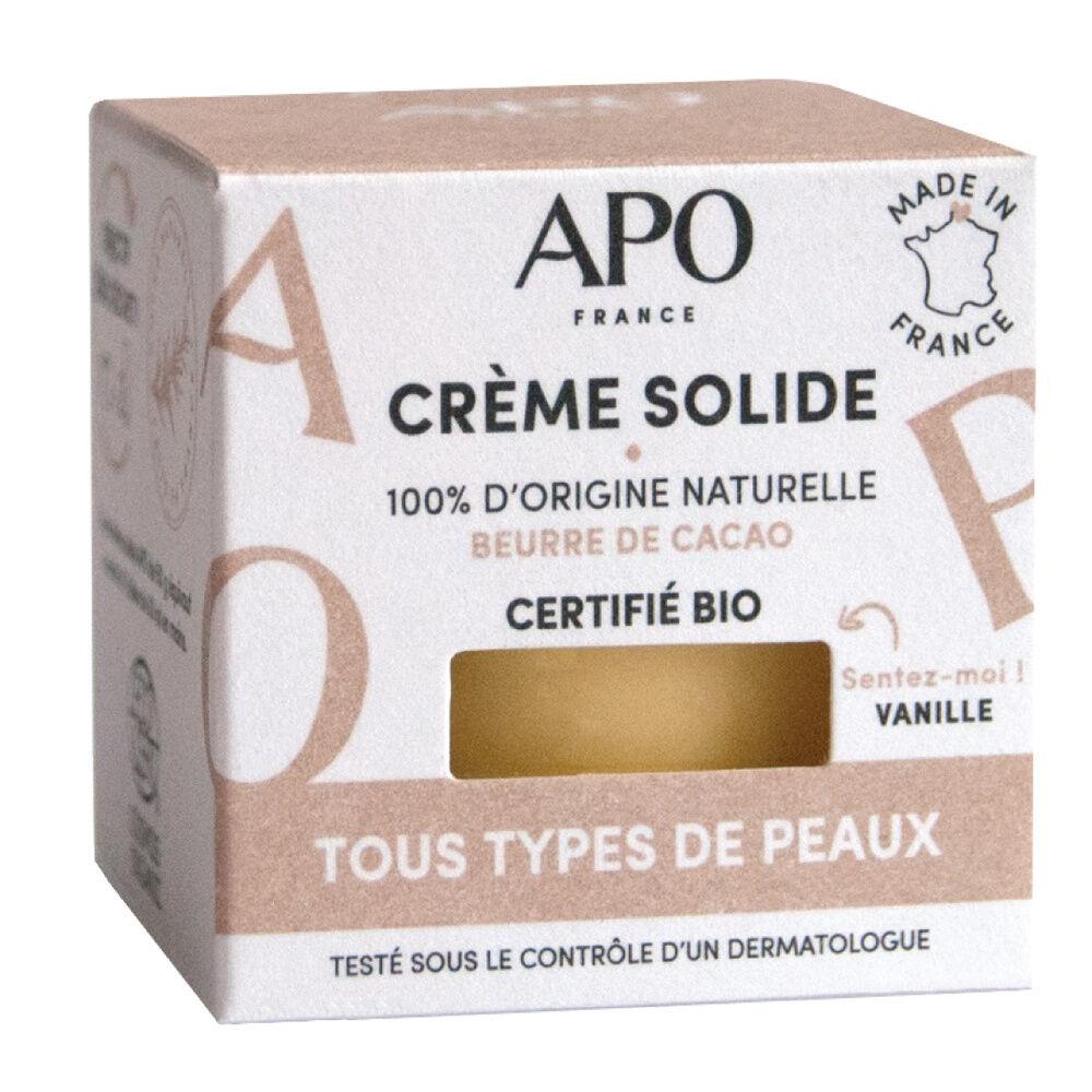 APO FRANCE Crème Solide 8 en 1 - 50g Crème solide