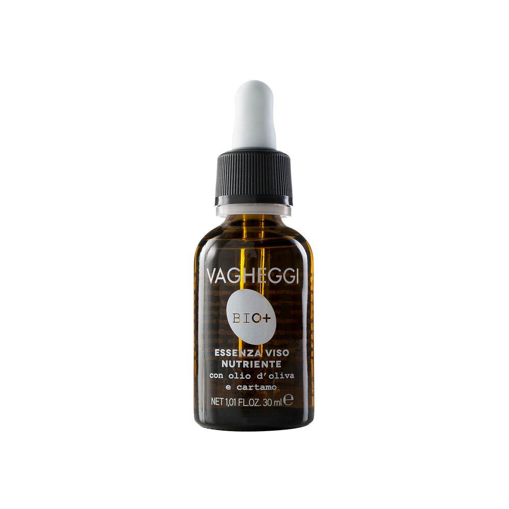 Vagheggi BIO+ ESSENCE VISAGE NOURRISSANTE à l'huile d'olive et de carthame