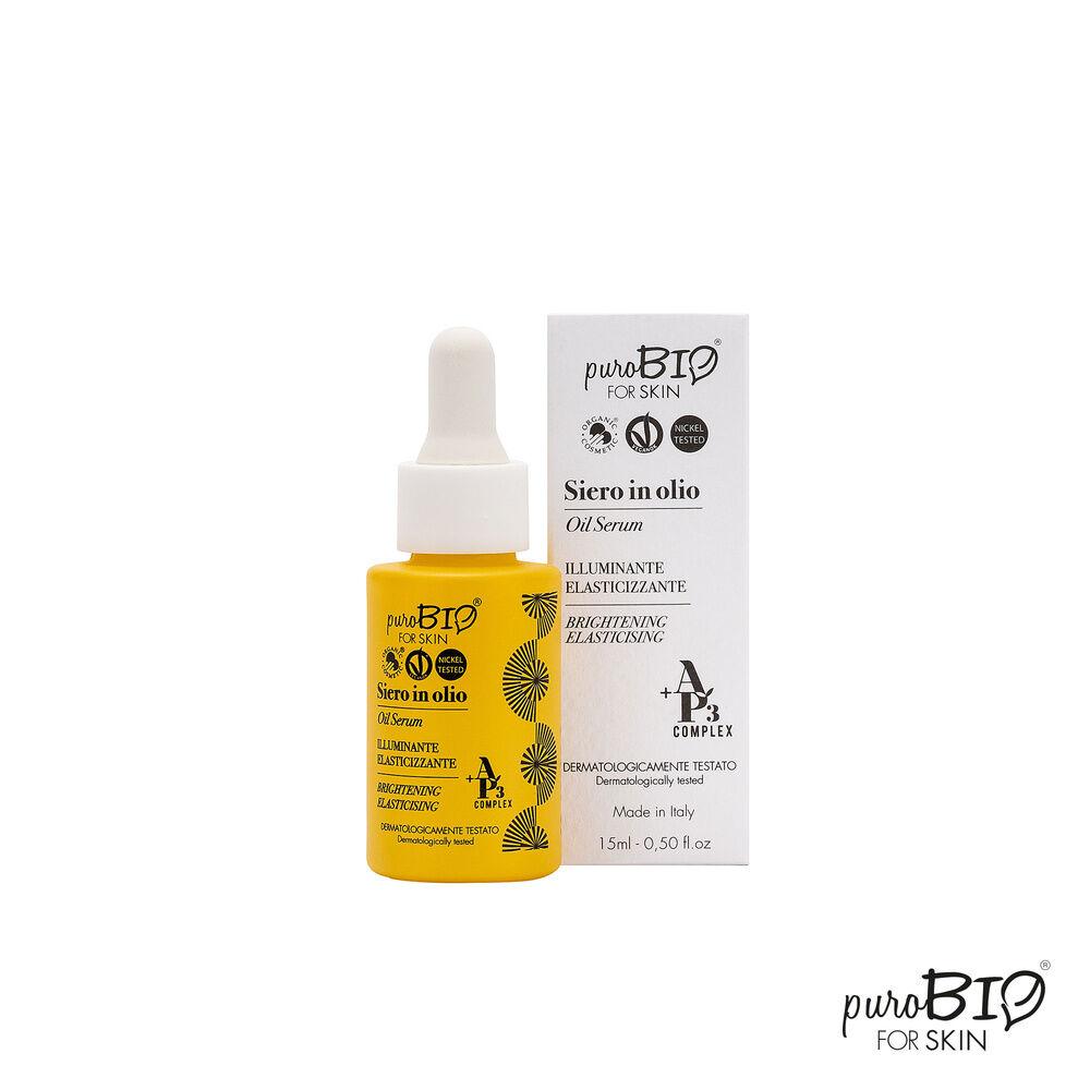 Purobio Ligne AP3® Sérum huile, peau sèche et mature