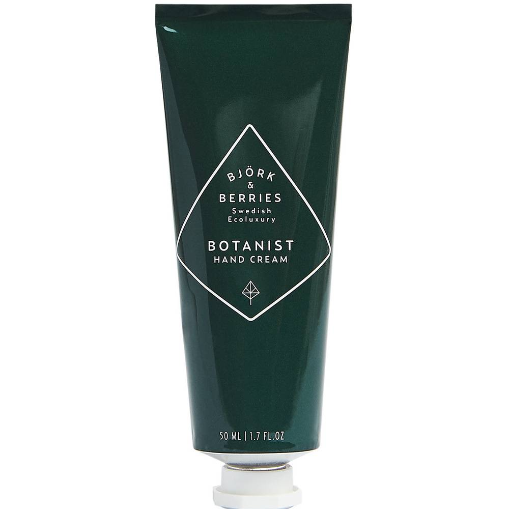 Björk&Berries  Botanist Hand Cream