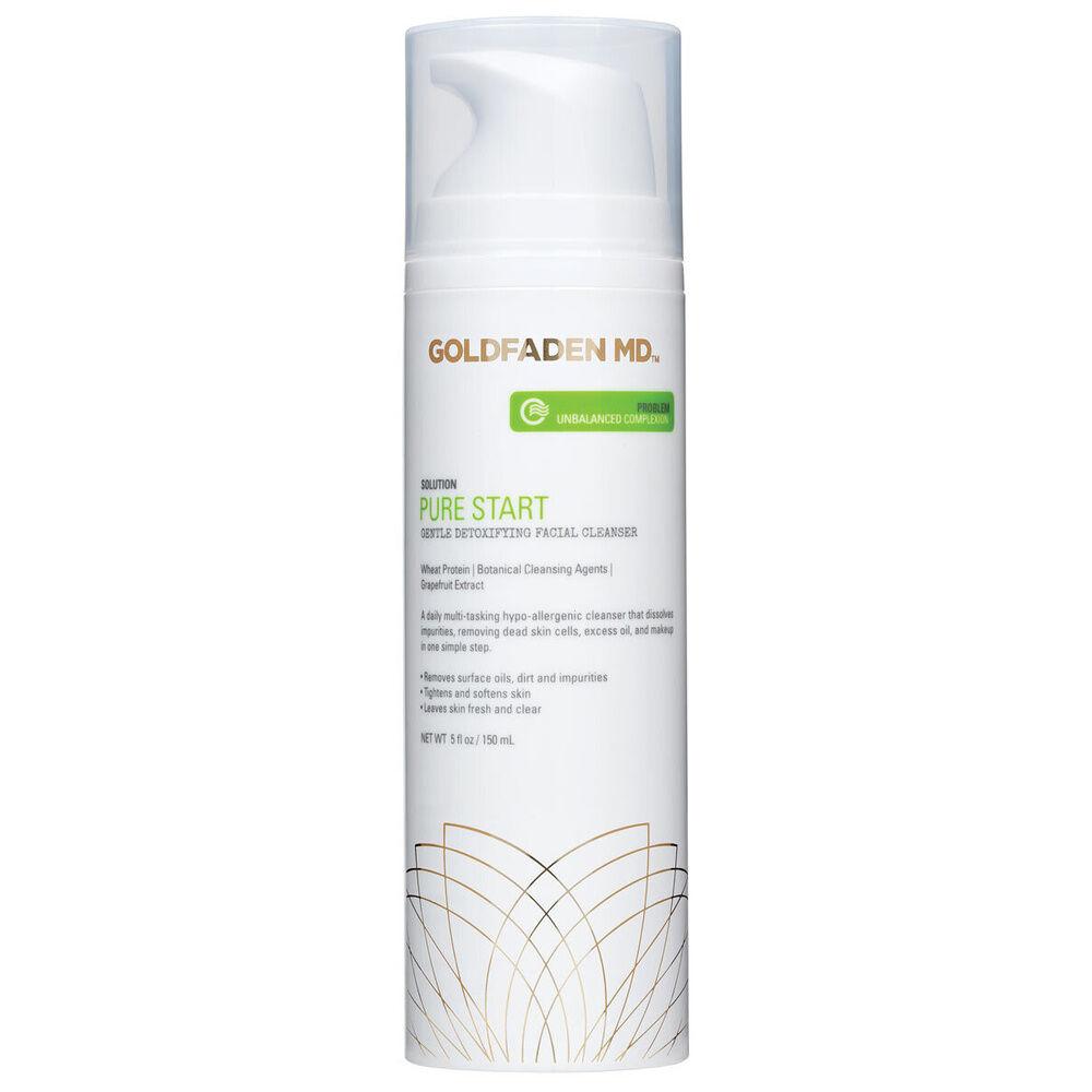 Goldfaden  Pure Start - Detoxifying Facial Cleanser