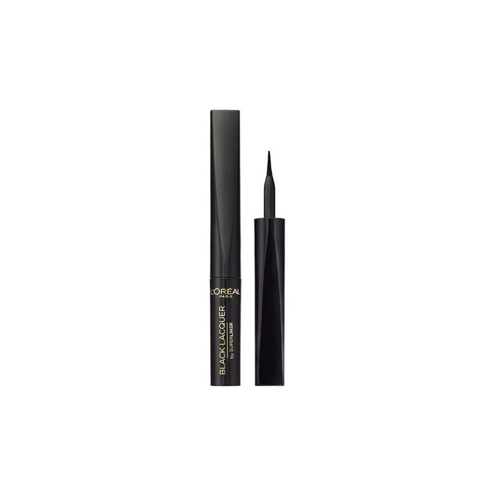 L'Oréal Paris Super Liner Black Lacquer Waterproof Eyeliner Fluide Waterproof