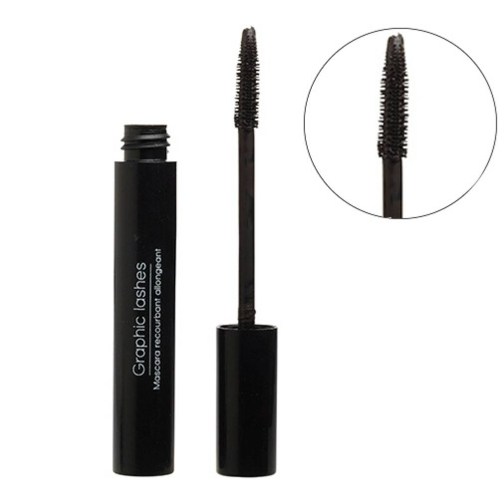 Nocibé Graphic lashes Mascara recourbant allongeant