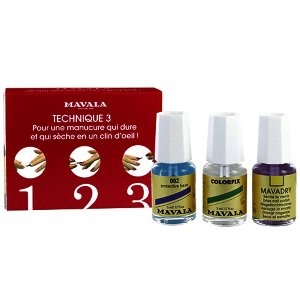 Mavala Kit Technique Kit Manucure