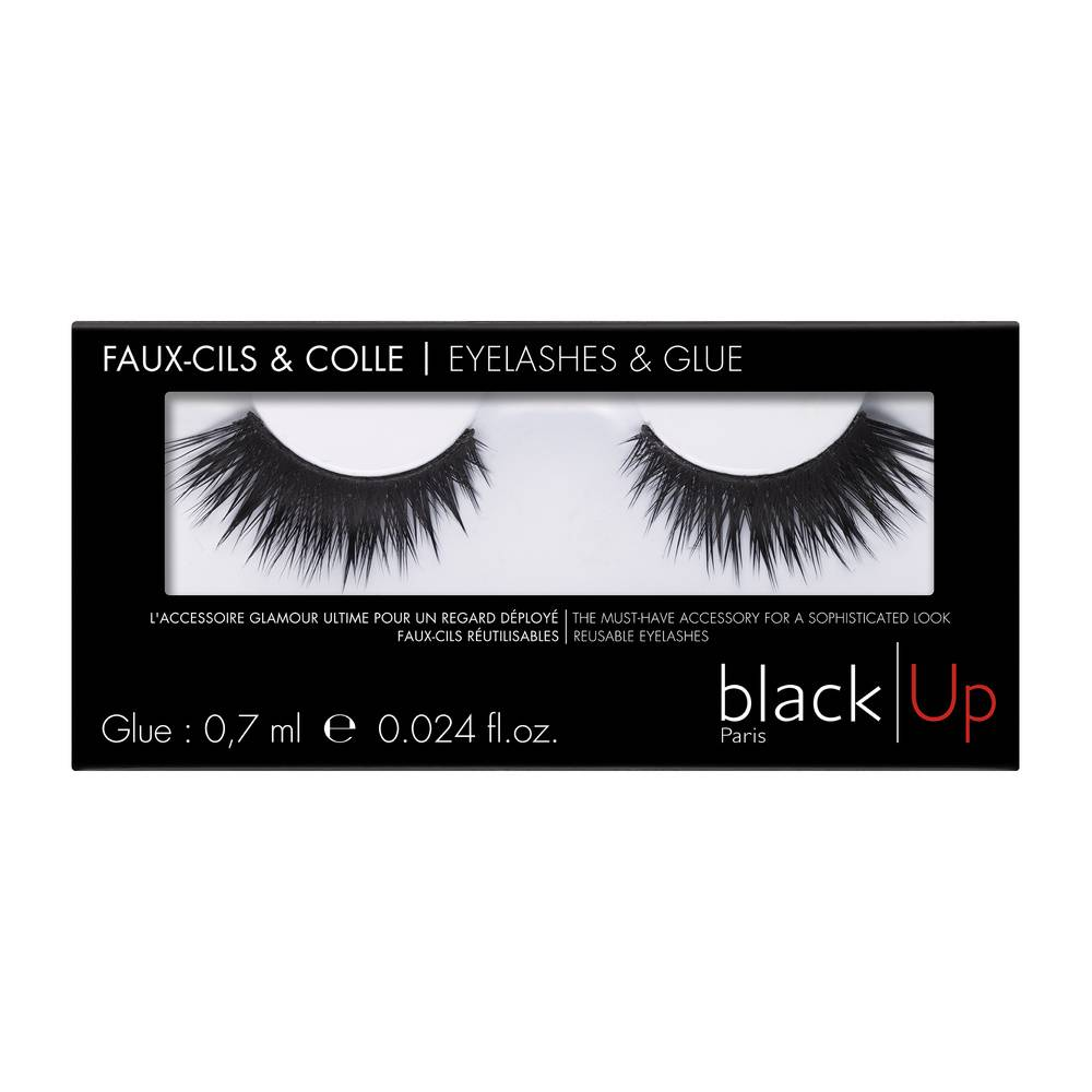 Black Up Faux-Cils Volume Théatral