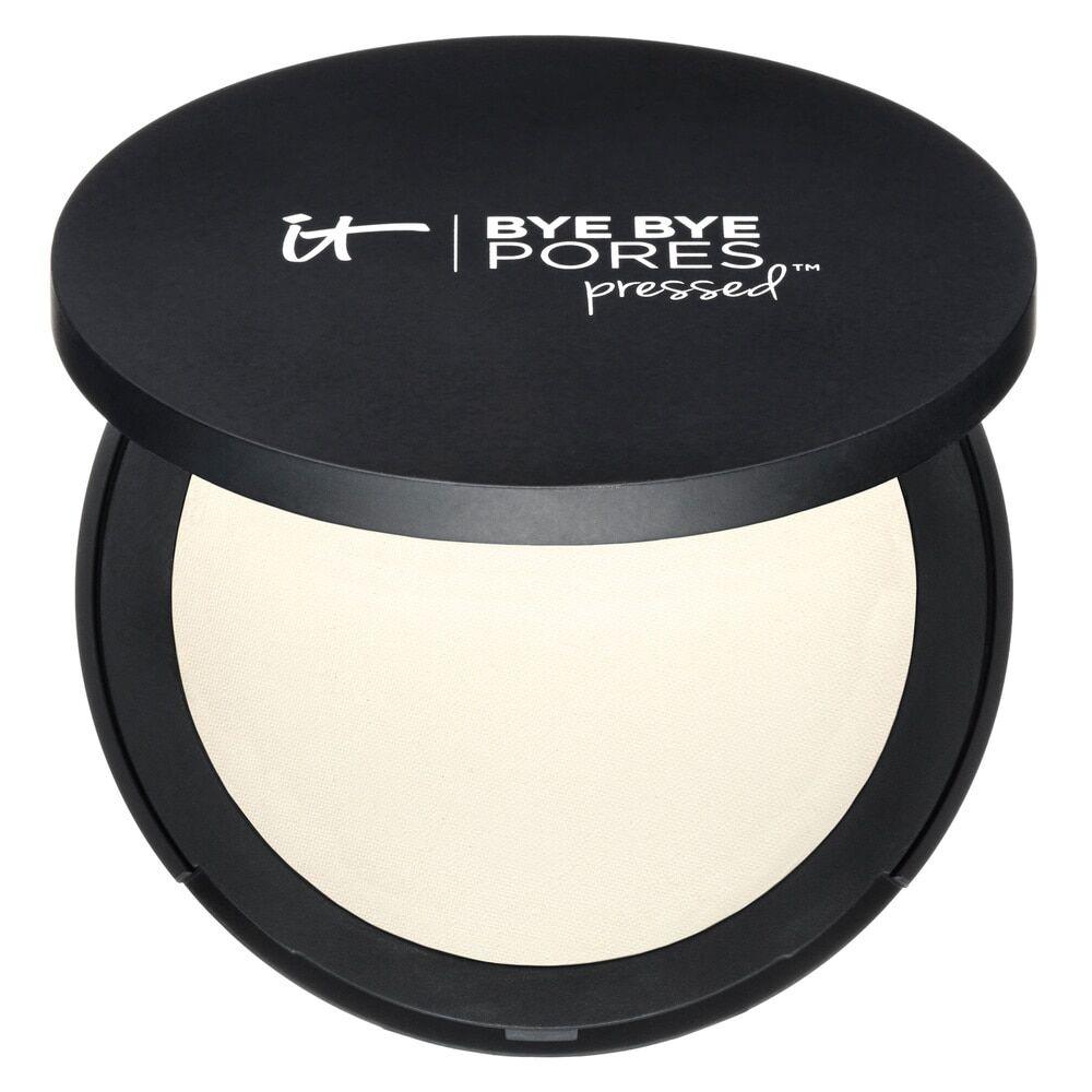 It Cosmetics Bye Bye Pores Pressed Poudre Pressée Anti-Pores Ultralégère Universelle