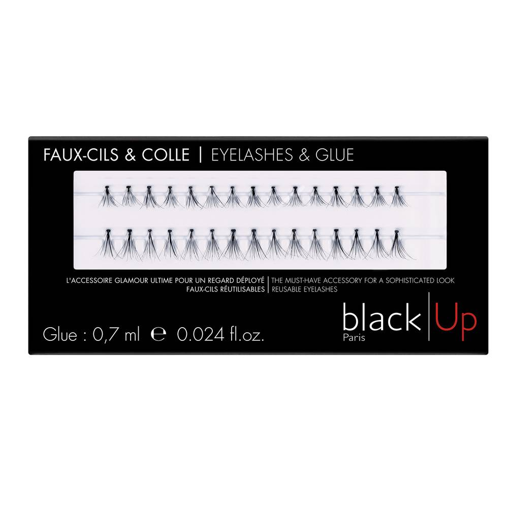 Black Up Faux Cils N°07 Faux Cils