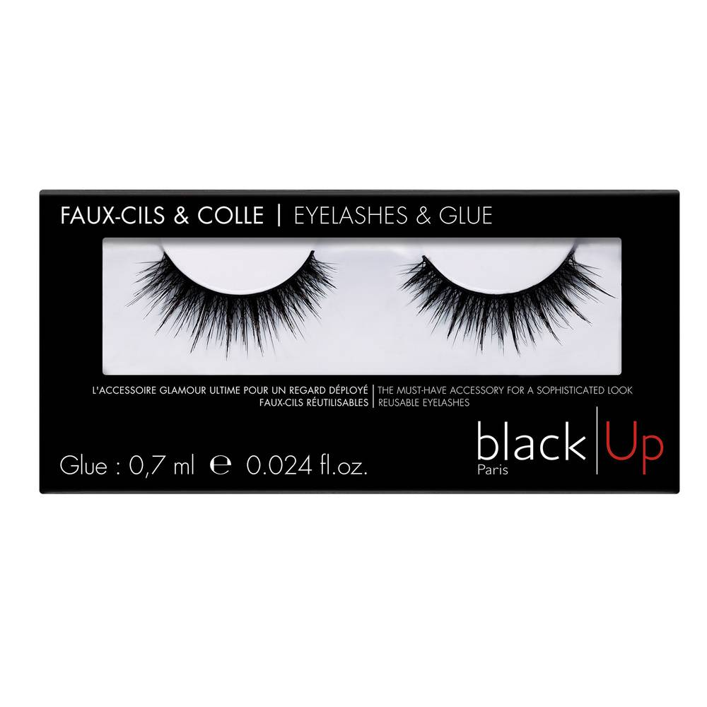 Black Up Faux Cils N°08 Faux Cils