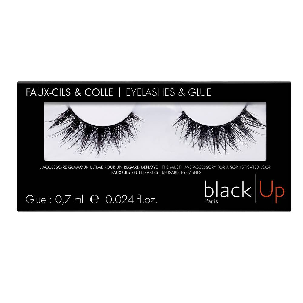 Black Up Faux Cils N°09 Faux Cils