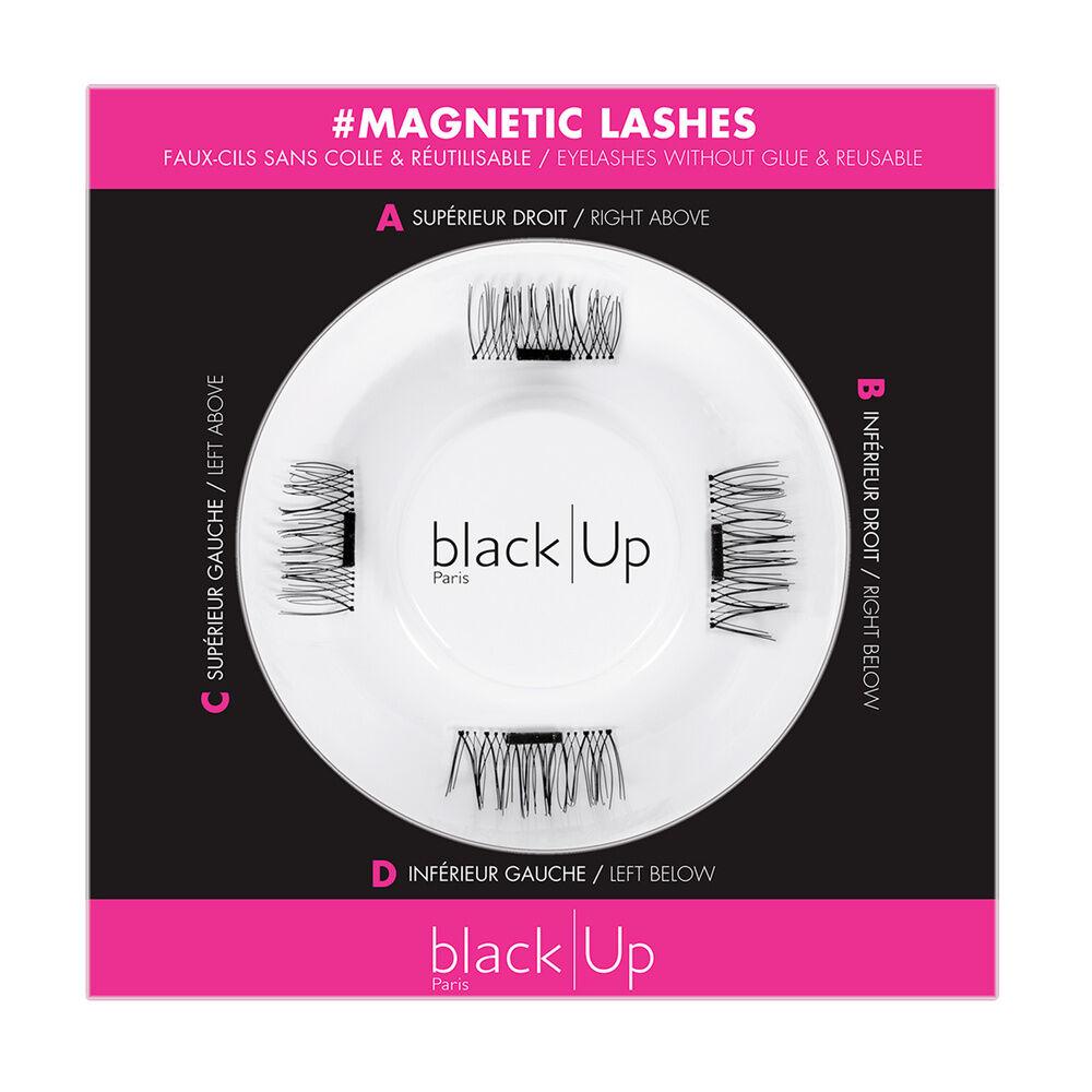 Black Up Faux Cils Magnétiques N°01 Faux Cils