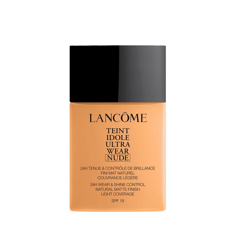 Lancôme Teint Idole Ultra Wear Nude Fond de teint couvrance légère Naturelle & matité longue tenue jusqu'à 24 heures