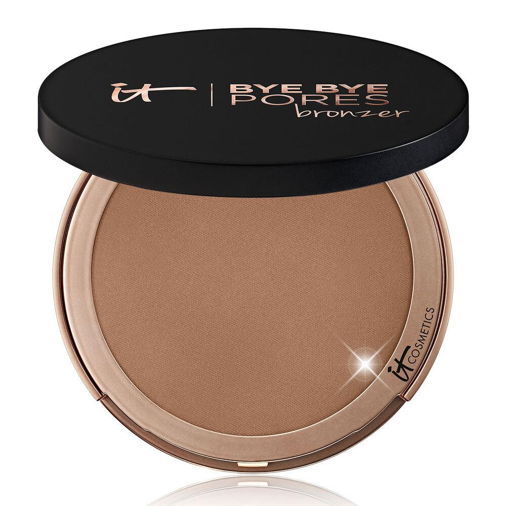 It Cosmetics Bye Bye Pores Bronzer Poudre de Soleil Finition Anti-Pores