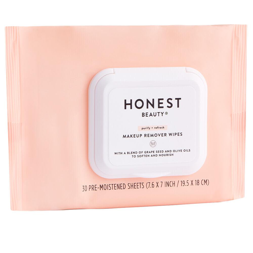 Honest Beauty Lingettes démaquillantes Lingettes démaquillantes