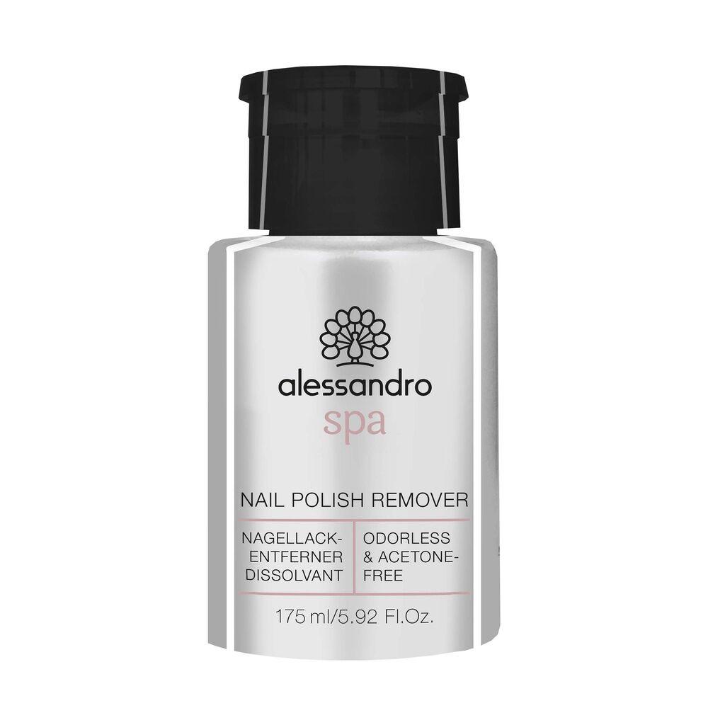 Alessandro Dissolvant sans odeur et sans acétone Dissolvant