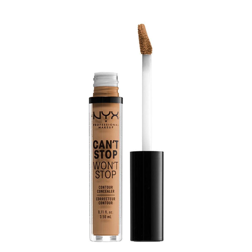 NYX Professional Makeup Can't Stop Won't Stop Contour Concealer Anti-cernes
