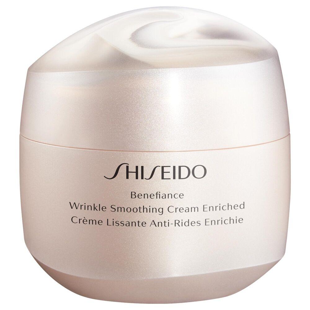 Shiseido BENEFIANCE Crème Lissante Anti-Rides Enrichie