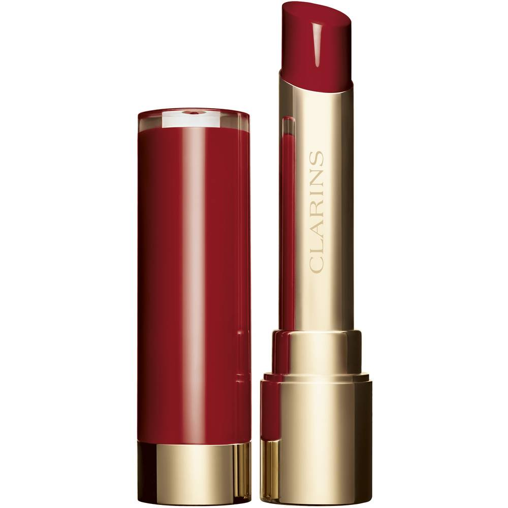 Clarins Joli Rouge Lacquer 754L Deep Red