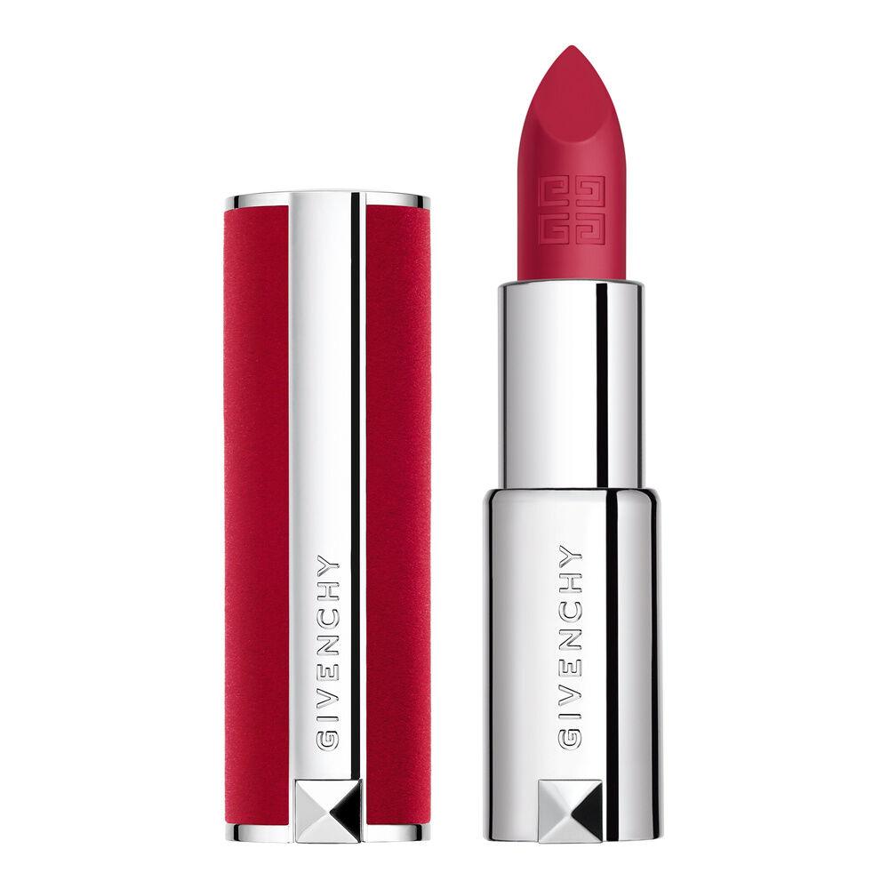 Givenchy Le Rouge Mat N°26 - Framboise Velours - fini mat poudré