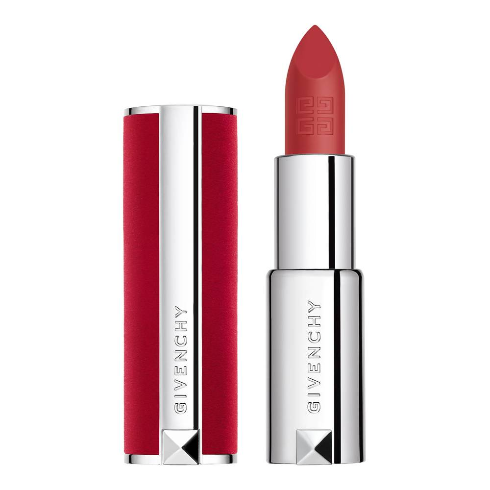 Givenchy Le Rouge Mat N°27 - Rouge Infuse - fini mat poudré