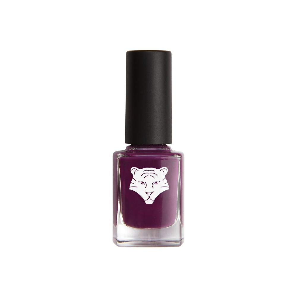 All Tigers Vernis à ongles naturel et vegan 299 VIOLET WALK THE TALK Vernis à ongles naturel & vegan