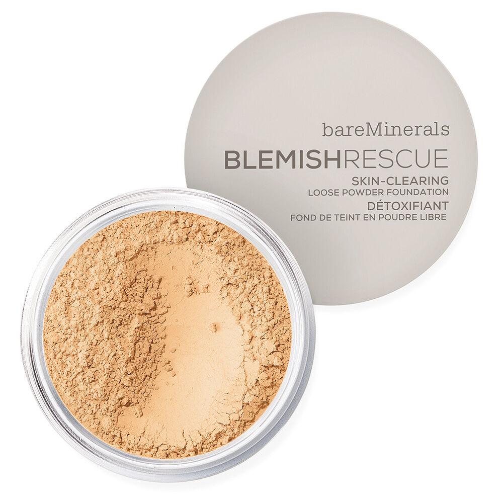 bareMinerals Blemish Rescue Skin-Clearing Fond de teint en poudre libre