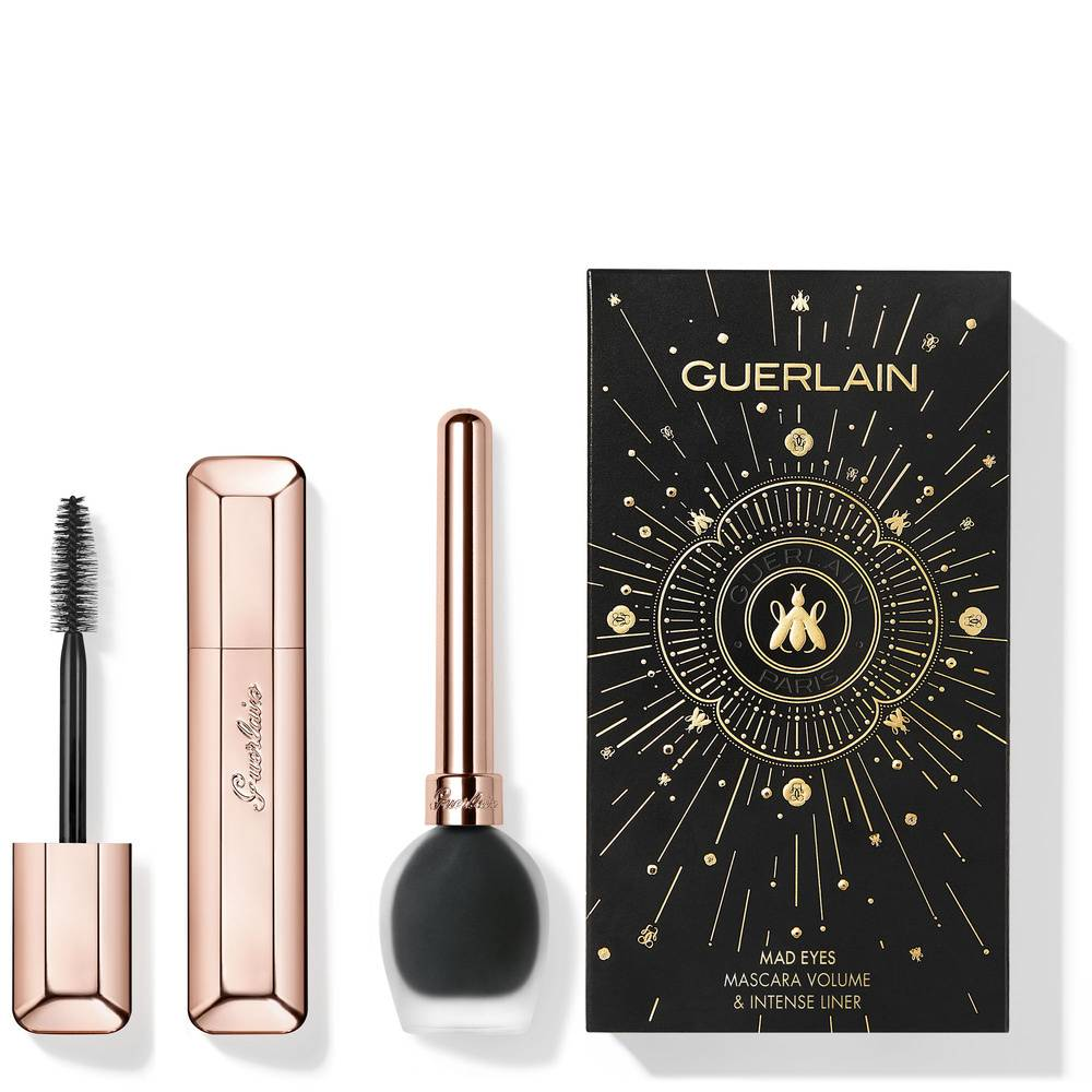 Guerlain Mad Eyes Coffret Mascara Yeux Intense et Eyeliner.