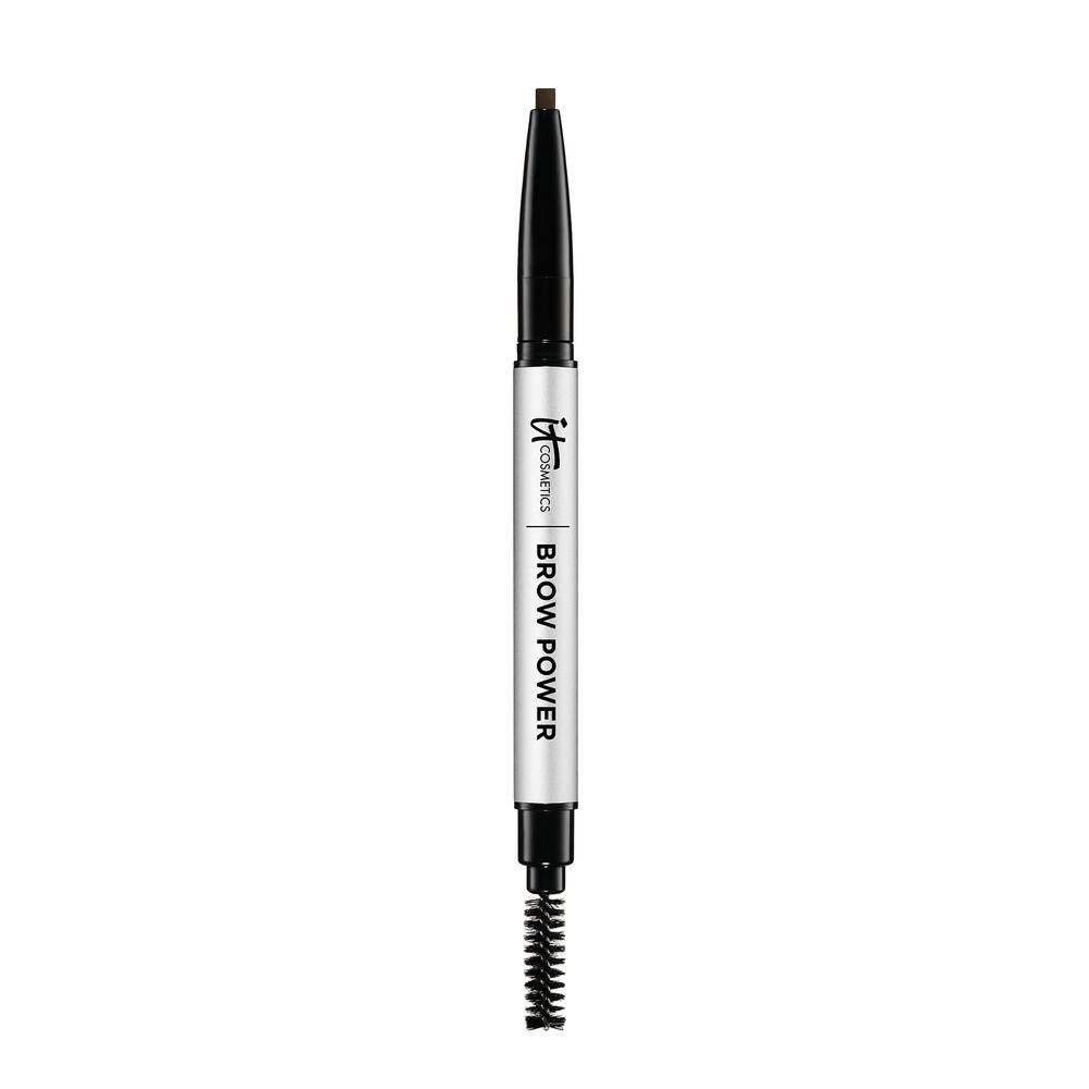 It Cosmetics Brow Power - Universal Dark Brunette Crayon à sourcils