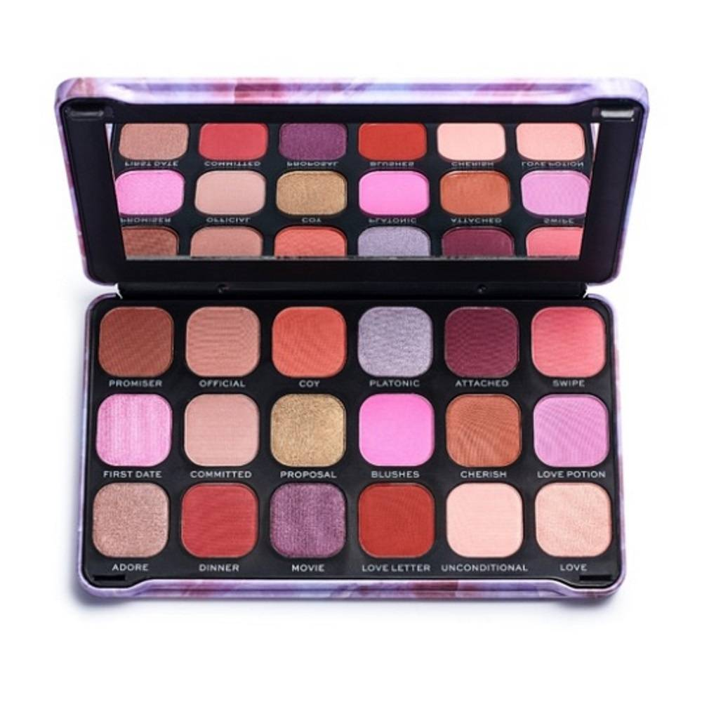 Revolution Beauty MUR Revolution Forever Flawless Unconditional Love Palette fards à paupières