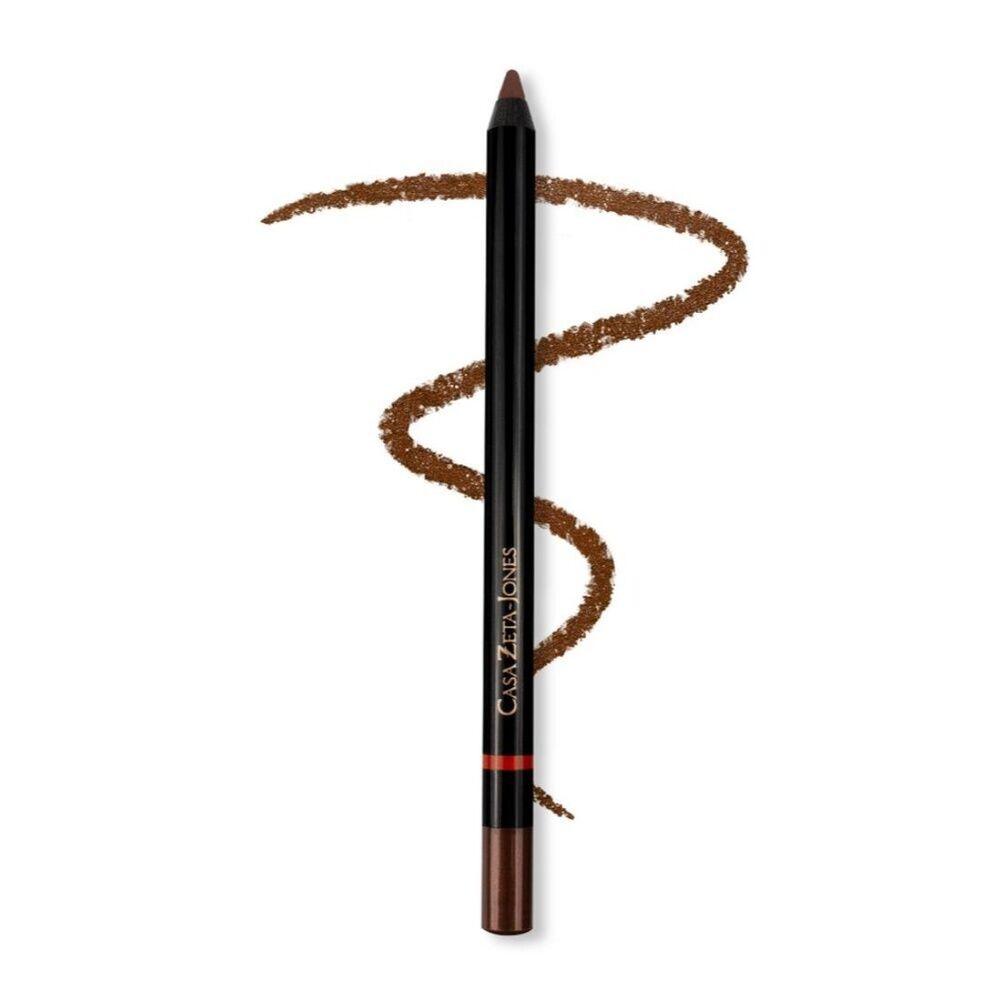 Casa Zeta Jones Eye Contact Long-lasting  Pencil Eyeliner Beach Bronze 1.2ml Crayon contour yeux