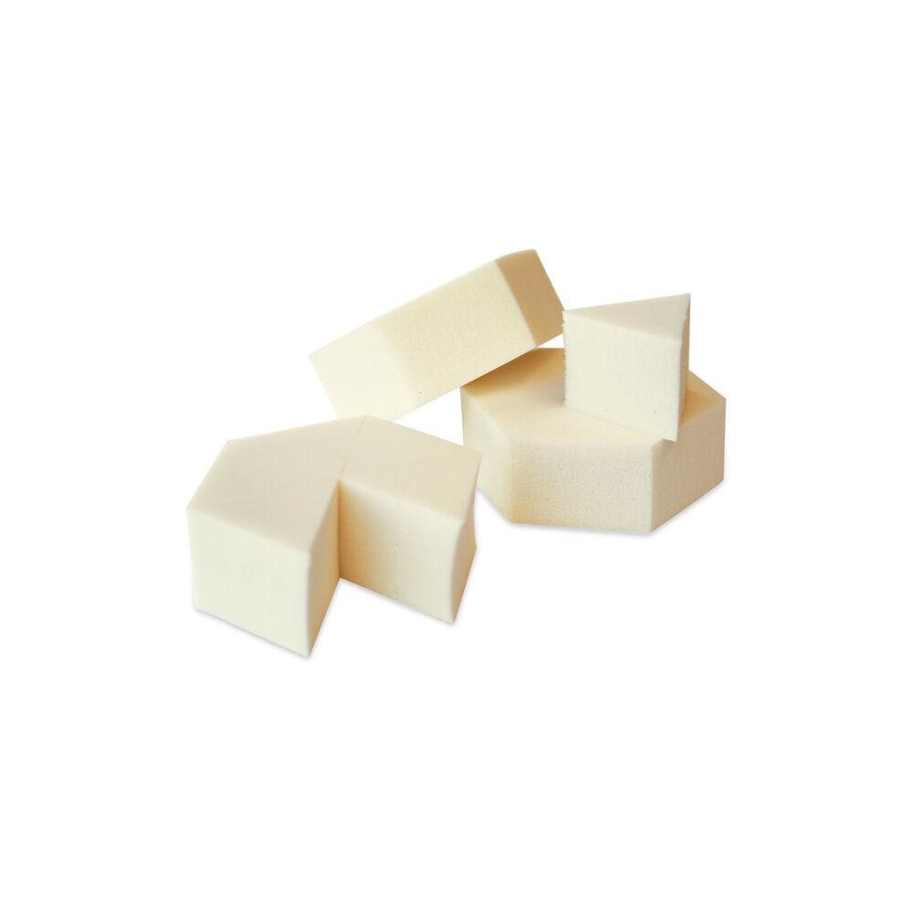 Couleur Caramel Eponge naturelle prédécoupée Eponge