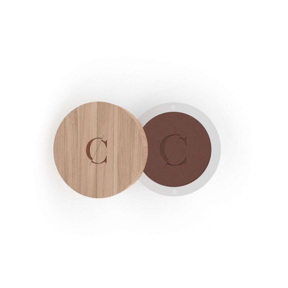 Couleur Caramel Fard à paupieres 80 - Cacao mat
