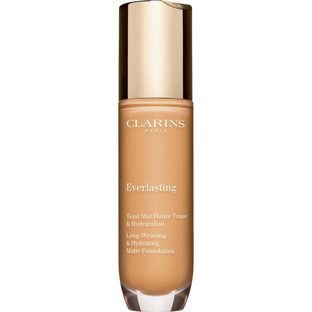 Clarins Everlasting Youth Fluid Fond de Teint Soin 112.5W - Caramel 30 ml