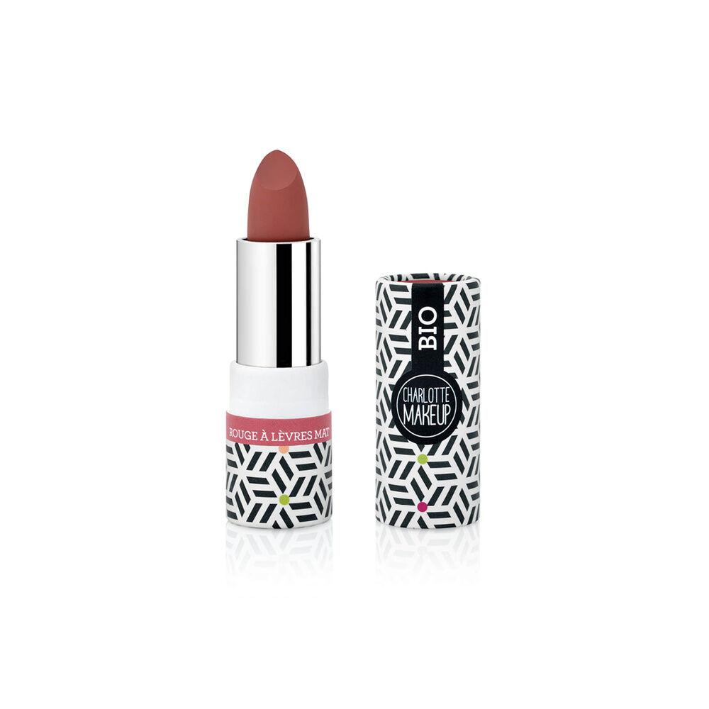 Charlotte Bio 09- Rouge à lèvres rouge Parfait Rouge à lèvres