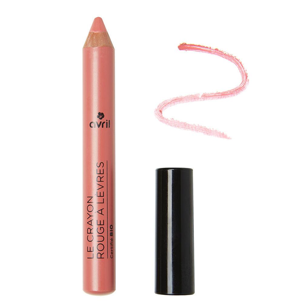 Avril Crayon rouge à lèvres jumbo Bois de rose