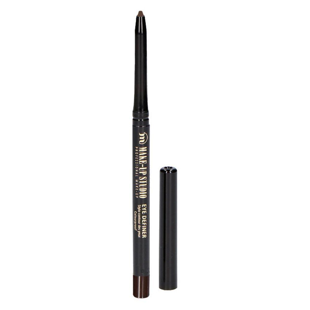 Make up studio Eye Definer Eyeliner - Dark Brown Eyeliner
